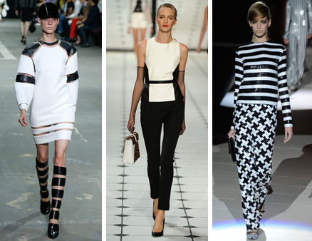 Black Fashion Designers 2013 spring trend